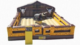 Image of a Bull Arena Pad (Inflatable)