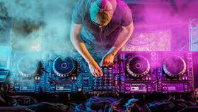 Image of a DJ/Host