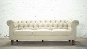 Image of a Charleston Sofa