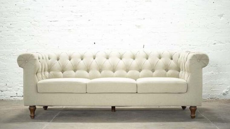 Picture of a Charleston Sofa
