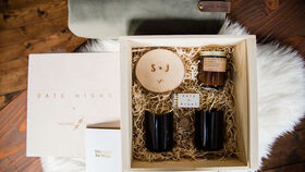 Image of a Cozy Date Night Box