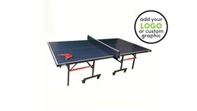 Image of a Ping Pong Table - Custom