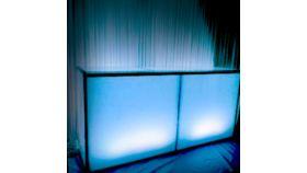 Image of a 8ft Acrylic LED Bar