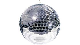 Image of a Mirror Ball | 24""