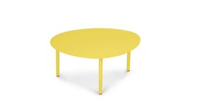 Image of a Anslow Coffee Table Yellow