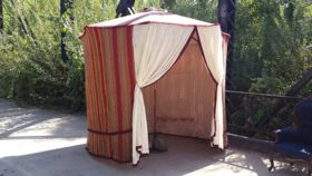 Image of a Gypsy Tent