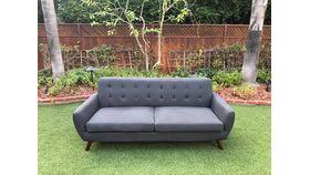 Image of a Blue Sofa (Large)