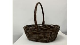 Image of a 14 in Basket with handle