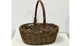 Image of a 18in Basket with handle