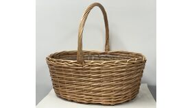 Image of a 21 in Basket with handle