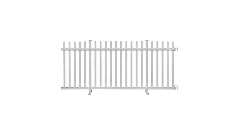 Picture of a Fencing, White Event 92""