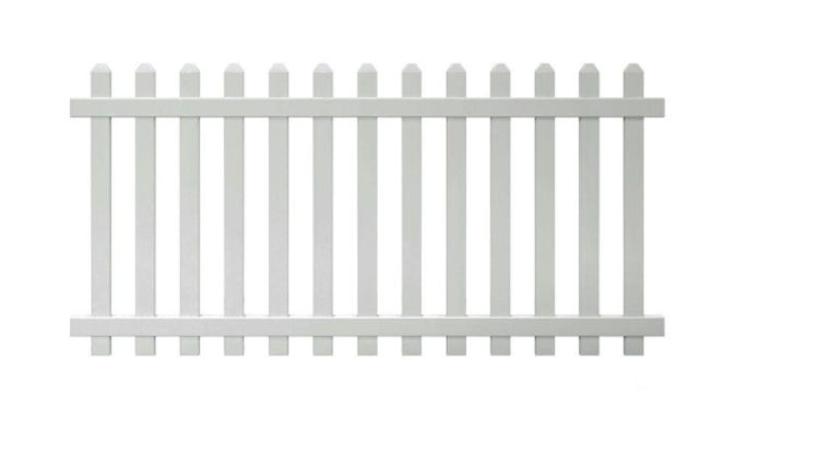 Picture of a Fencing, White Event 8'