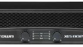 Image of a Speaker Amplifier, 1600W Crown 802