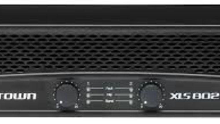 Picture of a Speaker Amplifier, 1600W Crown 802