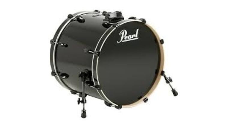 """Picture of a Drum, Pearl Bass Kick drum, 22"""""""