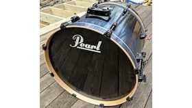 Image of a Drum, Pearl Bass Kick drum, 20""