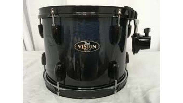"""Picture of a Drum, Pearl Rack Tom drum, 14"""""""