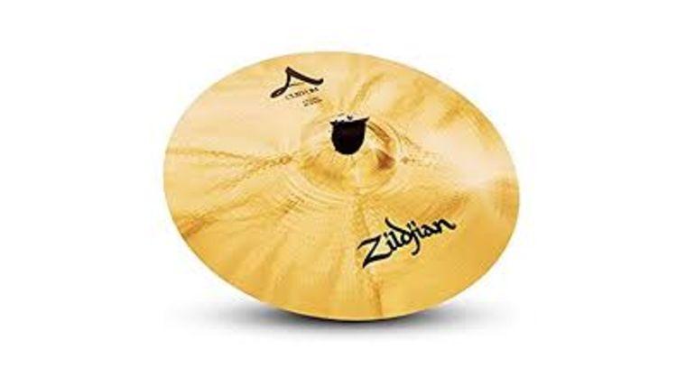 "Picture of a Cymbal, Zildjan Custom A, 18"" Crash"