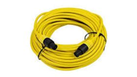 Image of a Cable, Speaker - 100ft speakon yellow