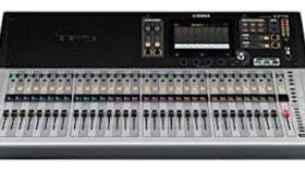 Image of a Mixer, Digital 48Ch, Yamaha TF5