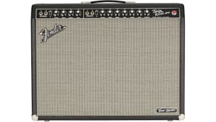 Picture of a Amplifier, Guitar Amp, Fender