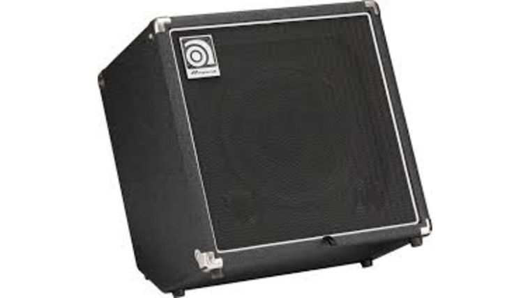 Picture of a Amplifier, Bass Amp, Ampeg (tilt)