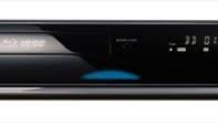 Picture of a Blueray DVD Player, HD 1080p