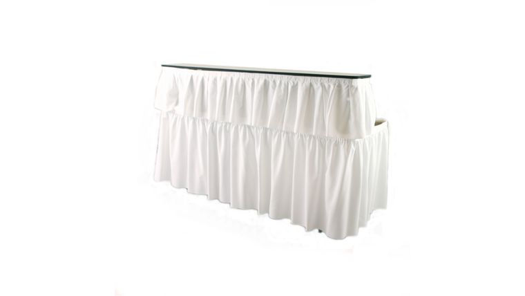 Picture of a Bar, Skirted 6ft