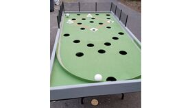 Image of a Game, Wiffle Ball Table game
