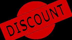 Image of a DMC Discount