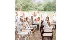 Image of a Varied Farmhouse Chairs