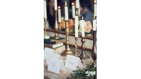 Image of a Brass Candlesticks