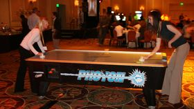 Image of a Air Hockey Table