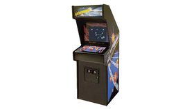 Image of a Asteroids Classic Arcade Game
