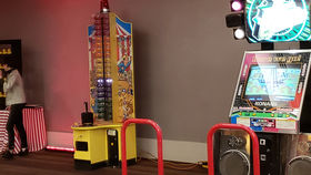 Image of a Circus Hi Rise Striker Carnival Arcade Game