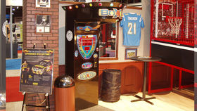 Image of a Coney Island Boxer Arcade Game