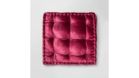 Image of a Cop-a-Squat Floor Cushion/Pillow - fuschia