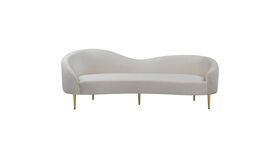 Image of a Curves Ahead Curvy Sofa