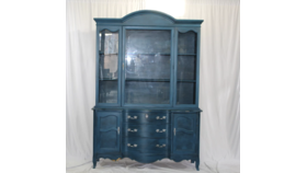 Image of a Hutch - Teal