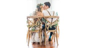 Image of a Chair Hanger - Bride