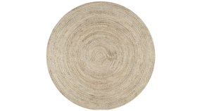 Image of a Round Jute Rug