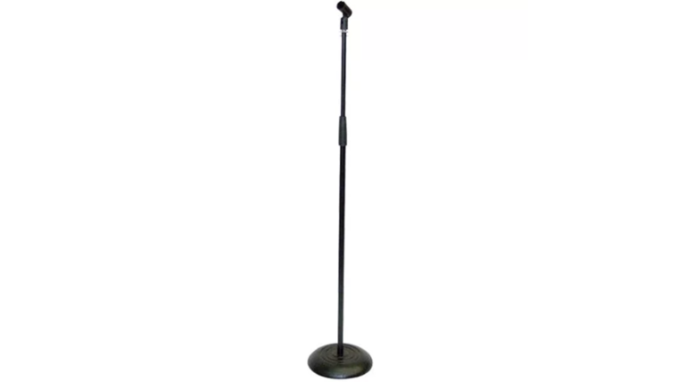 Picture of a Adjustable Microphone Stand with Mic Clip