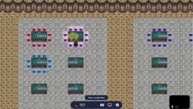 Image of a Custom Virtual Venue Poker Room Design