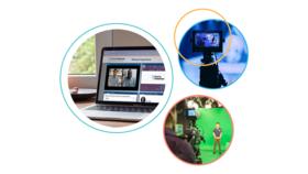 Image of a Virtual Presenter/Speaker KIt