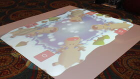 Image of a Interactive Floor, Wall Projection or Touchscreen System