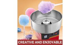 Image of a Additional containers - Cotton Candy - Each container is 50 servings
