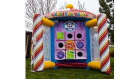Image of a 5-in-1 Inflatable Carnival