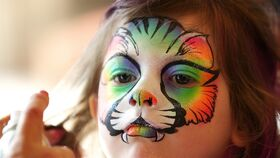 Image of a Face Painter