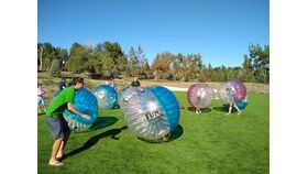 Image of a Bubble Soccer