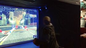 Image of a Virtual Sports Booth